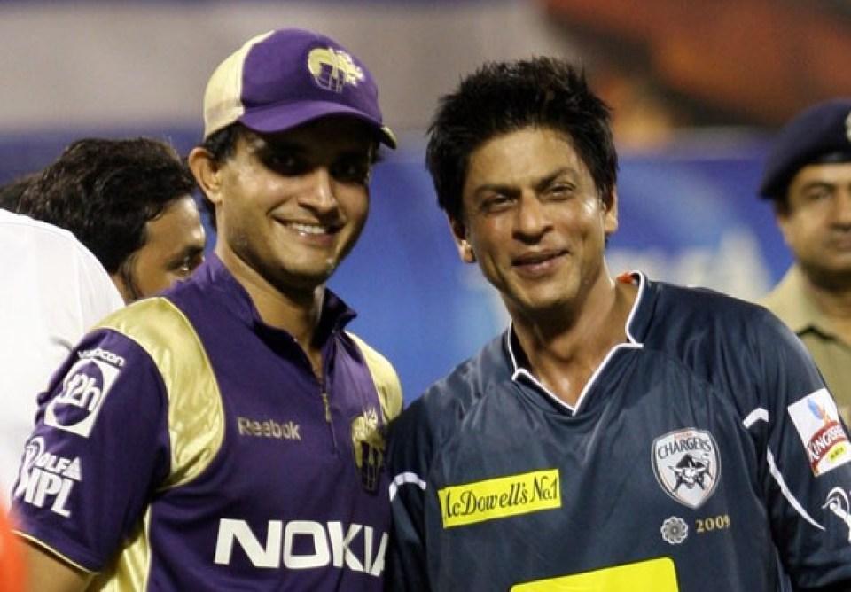 सौरव गांगुली के साथ शाहरुख ने दुर्व्यवहार कर टीम से किया था बाहर छीन ली थी कप्तानी
