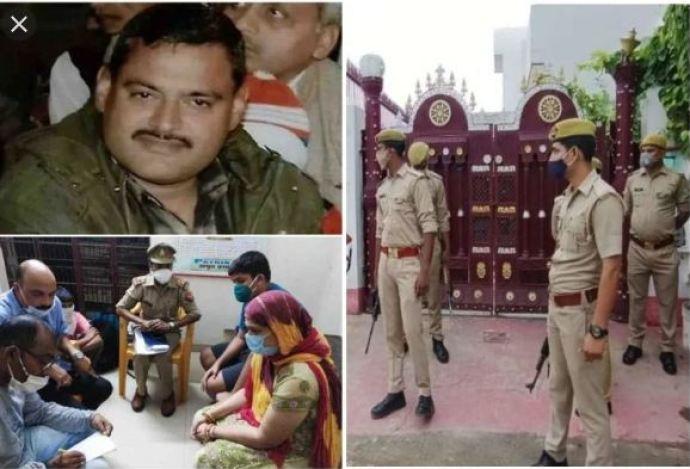 कानपुर एनकाउंटर: विकास दुबे ने परिवार को फायदा पहुँचाने के लिए किया था ये काम