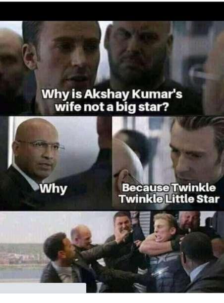 ट्विंकल खन्ना ने बताया क्यों नहीं बन सकीं अक्षय कुमार से बड़ा स्टार