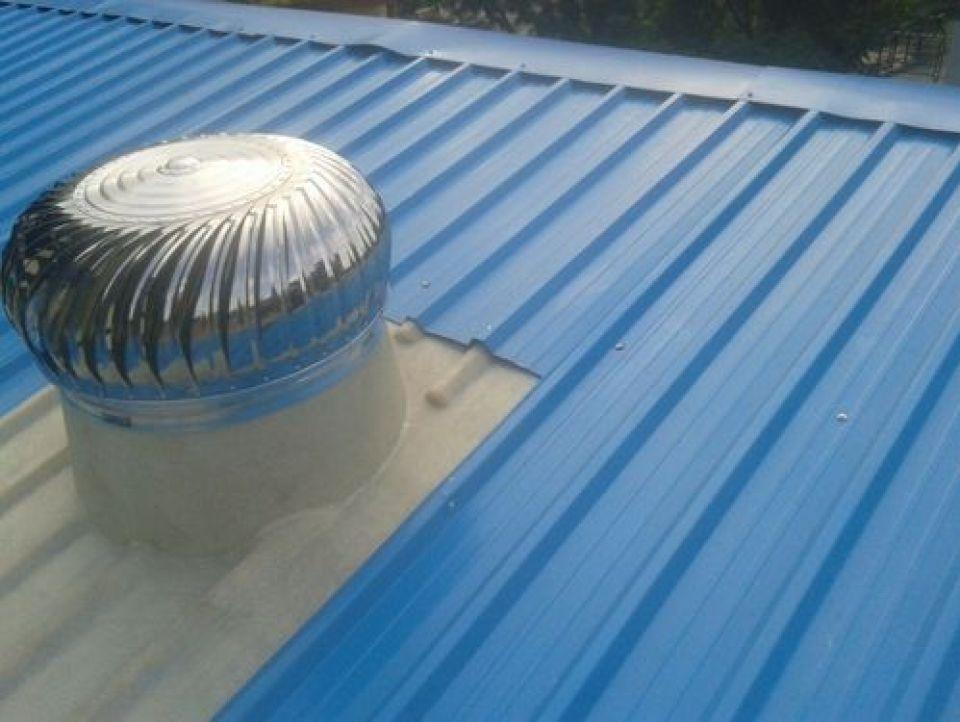 फैक्ट्रियों के छत पर क्यों बनी होती है गोल घुमने वाली गुम्बद, जाने