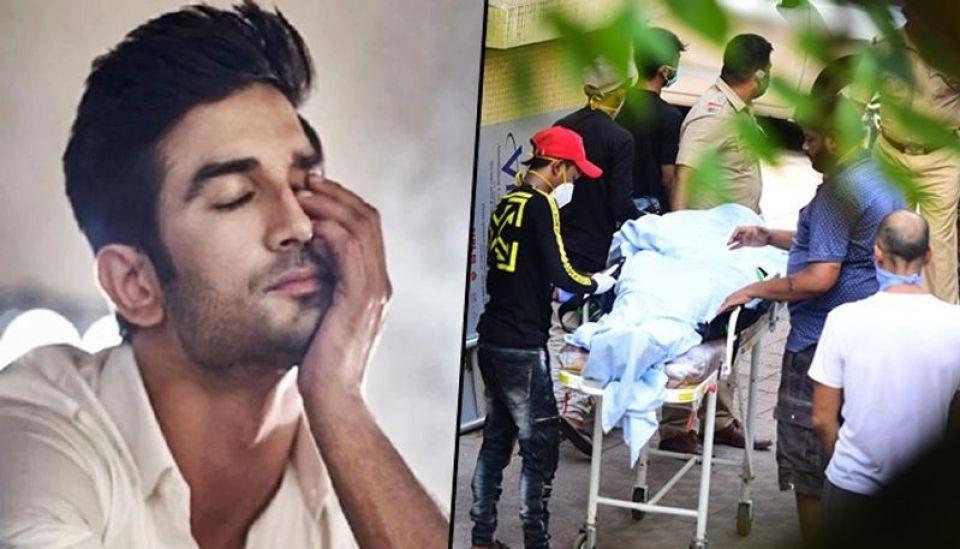 Reports: Aiims की टीम का शक सुशांत की गला दबा के हुई है हत्या