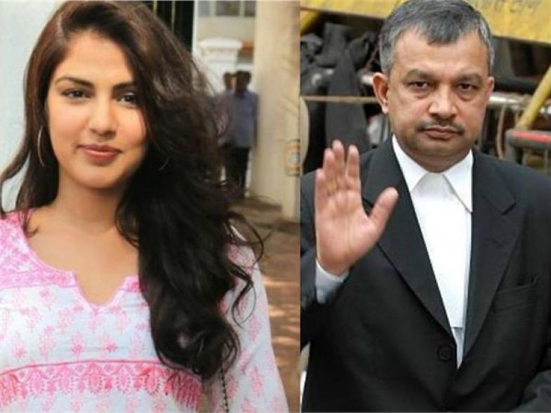 रिया के वकील ने कहा - उन्हें बर्बाद करने की कोशिश करने वालों को नहीं छोड़ेंगे