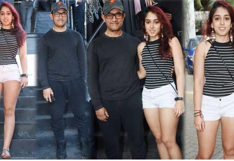 डिप्रेशन में है आमिर खान की बेटी इरा, कंगना ने साधा एक्टर पर निशाना