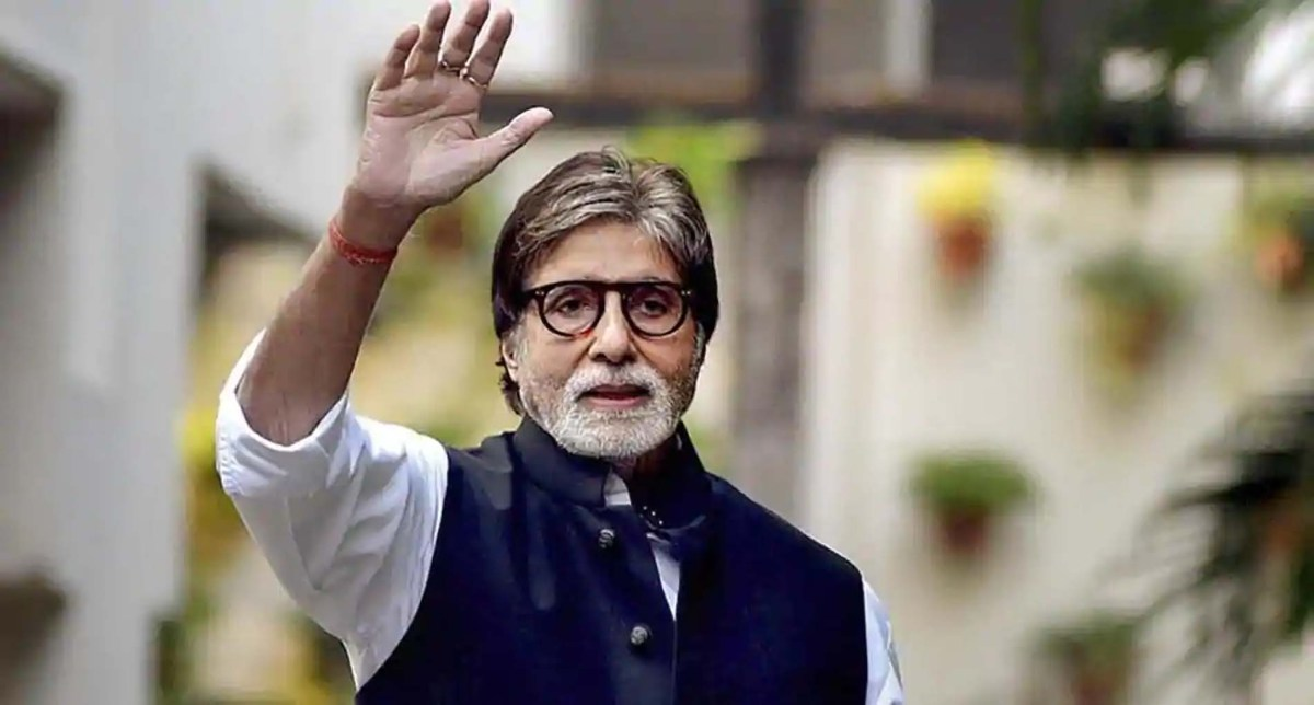 अमिताभ बच्चन को मांगनी पड़ी माफ़ी, शहंशाह ने लिखा,'क्षमा कीजिये'