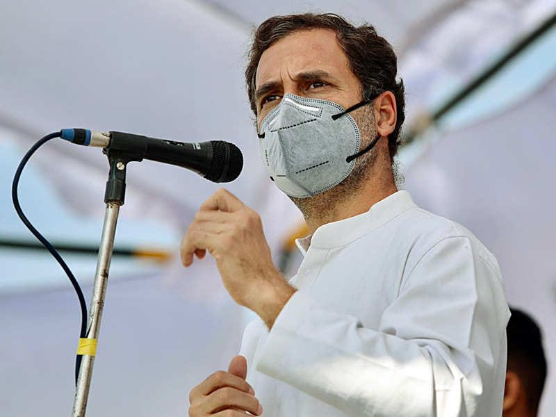 'हमारी सरकार होती तो 15 मिनट में चाइना को उठा कर फेंक देती': राहुल गांधी
