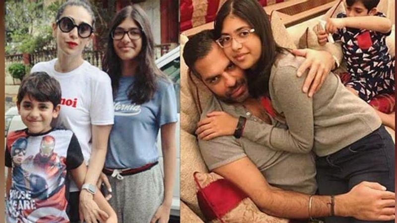 करिश्मा कपूर के तलाक के बाद, जानिए कैसे हैं पिता के साथ उनके बच्चों के रिश्ते