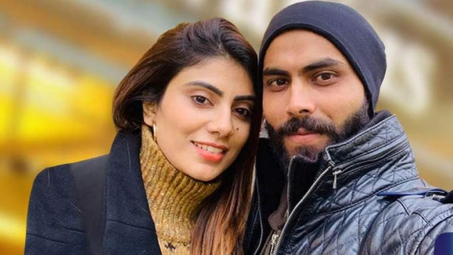 बड़े बिजनेसमैन की बेटी हैं रविन्द्र जडेजा की पत्नी, सरेआम पुलिस को जड़ा था थप्पड़
