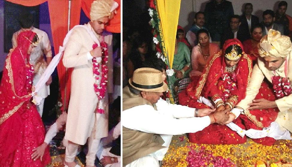 अखाड़े से राजनीति में उतरने वाली बबिता फोगाट ने अपनी शादी में 7 की जगह लिए थे 8 फेरे, जानिए वजह