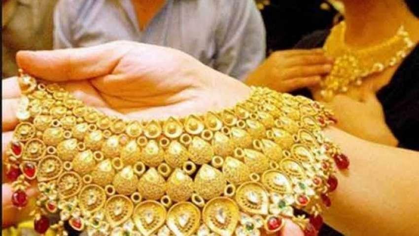 Gold Price: 5345 रूपये सस्ता हुआ सोना, दिवाली तक इतने में मिलेगा 1 तोला