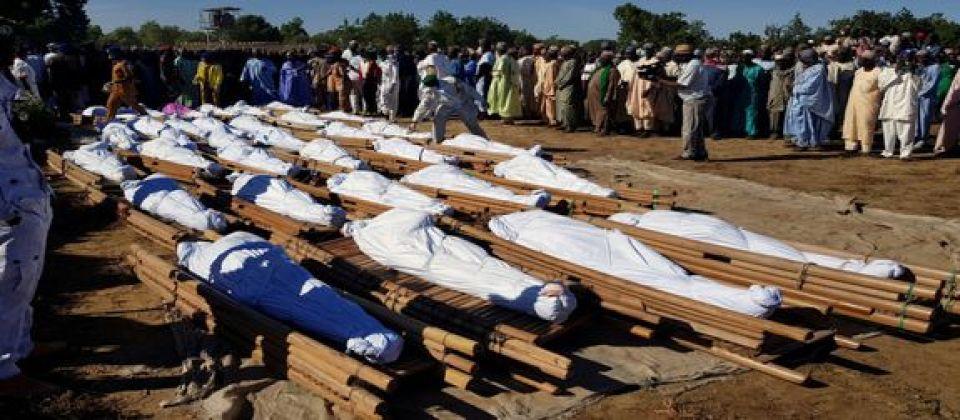आतंकियों ने 110 मजदूरों को काटा जिंदा, औरतो को उठाकर ले गये साथ