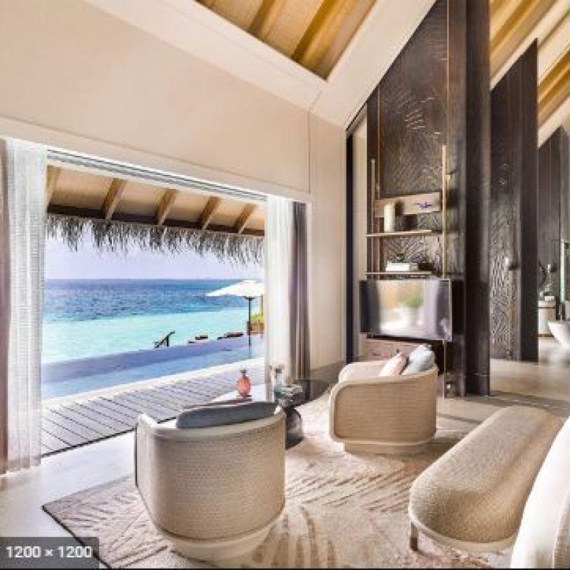 मालदीव के इस होटल में छुट्टियां मना रहीं सामंथा अक्किनेनी, 1 दिन का किराया जानकर ठनक जाएगा माथा