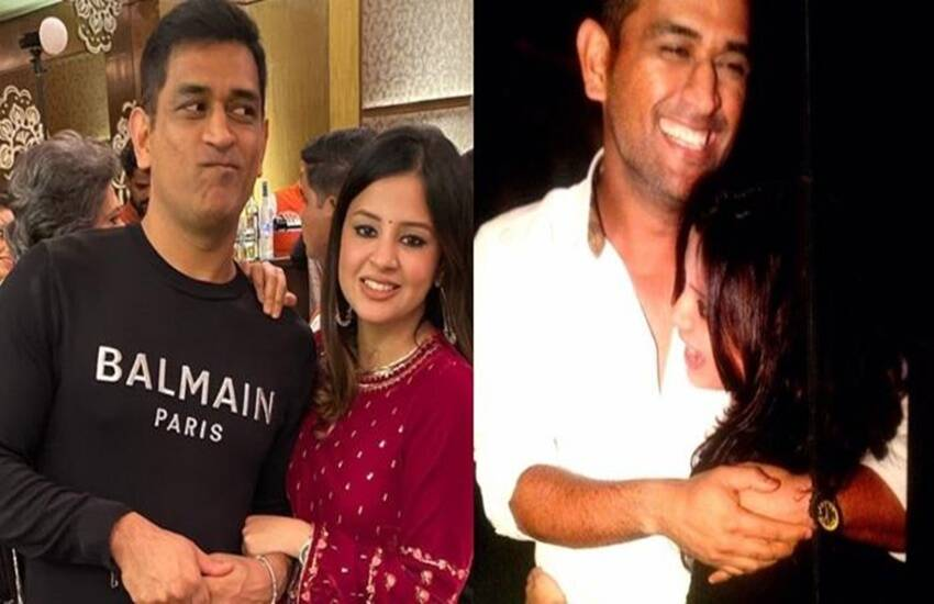Mrs. Dhoni looked like this before marriage