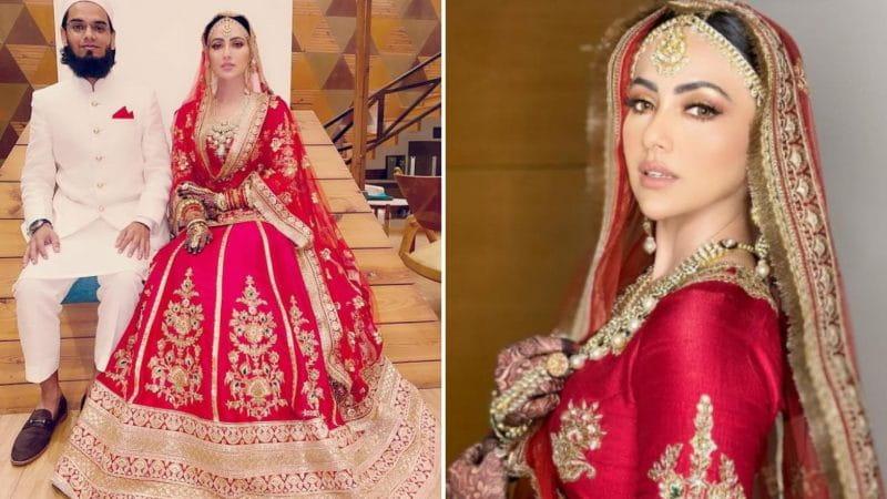सना खान ने मौलवी से की है शादी, जानिए एक्ट्रेस के पति मुफ्ती अनस की सच्चाई