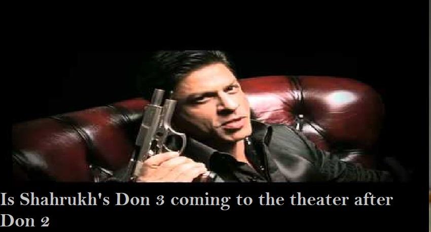 Revealed: शाहरुख खान अब डॉन 3 में आयेंगे नजर, किंग खान ने खुद बताई सच्चाई
