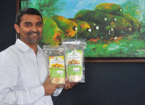 Quitting the job of Microsoft company, making jackfruit, Dr. Abdul Kalam was also a fan