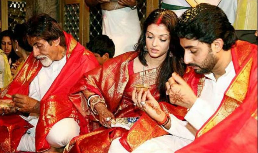 अभिषेक बच्चन ने नकली अंगूठी से किया था ऐश्वर्या राय को प्रपोज, एक्ट्रेस ने दिया था ऐसा रिएक्शन
