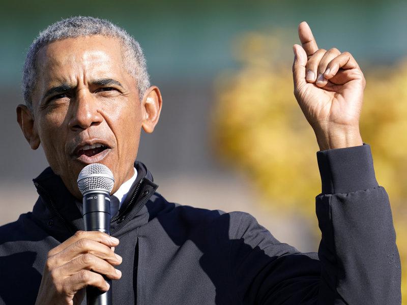 राजा महाराजाओं से भी भव्य जीवन जीते हैं भारतीय उद्योगपति : बराक ओबामा