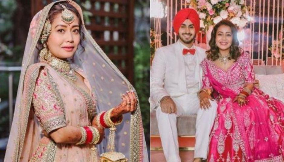 नेहा कक्कड़ ने पति के साथ किया 'कुड़ी तू चॉकलेट' पर जबरदस्त डांस, वीडियो वायरल