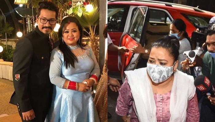 भारती सिंह और उनके पति हर्ष को 12 दिन के लिए भेजा गया जेल, इतने साल की हो सकती है जेल
