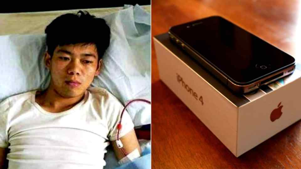 आईफोन खरीदने के लिए बेच दी थी किडनी, अब लड़ रहा जिंदगी और मौत की जंग