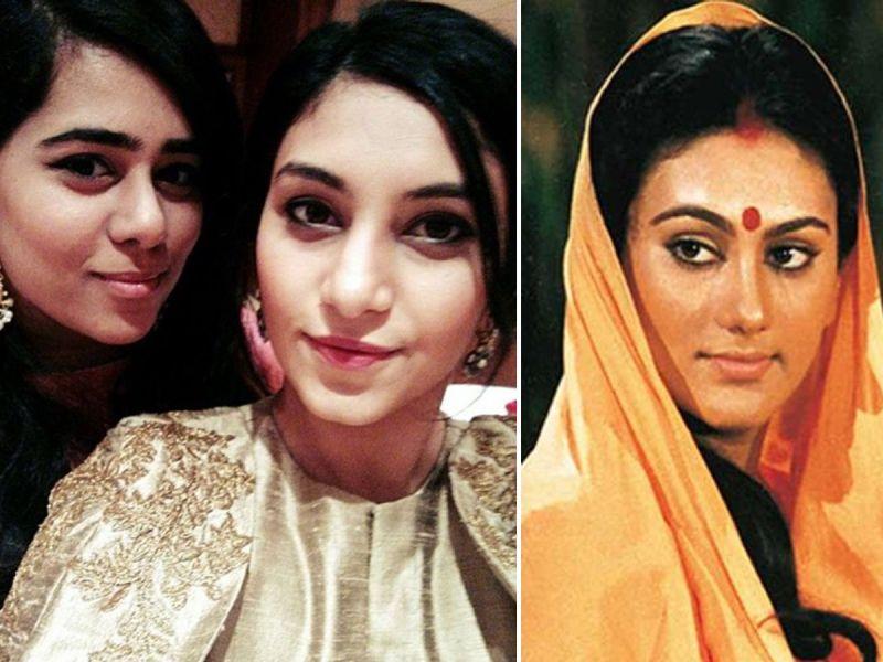 रामायण की सीता माँ दीपिका चिखलिया की बेटी है बेहद खूबसूरत, देखिए तस्वीरें