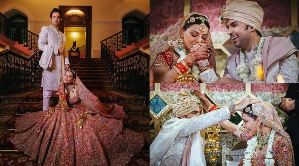 शादी के बाद कैसी हो गई है काजल अग्रवाल की हालत, पति ने शेयर की तस्वीर