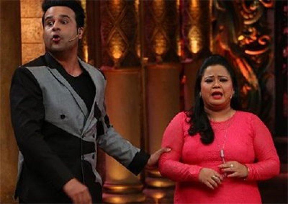 भारती सिंह के समर्थन में बोले कृष्णा अभिषेक, राजू श्रीवास्तव की बातों को कहा बकवास