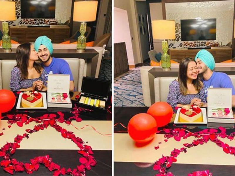 दुबई के इस होटल में हनीमून मना रही हैं नेहा कक्कड़, किराया जानकर रह जायेंगे हैरान