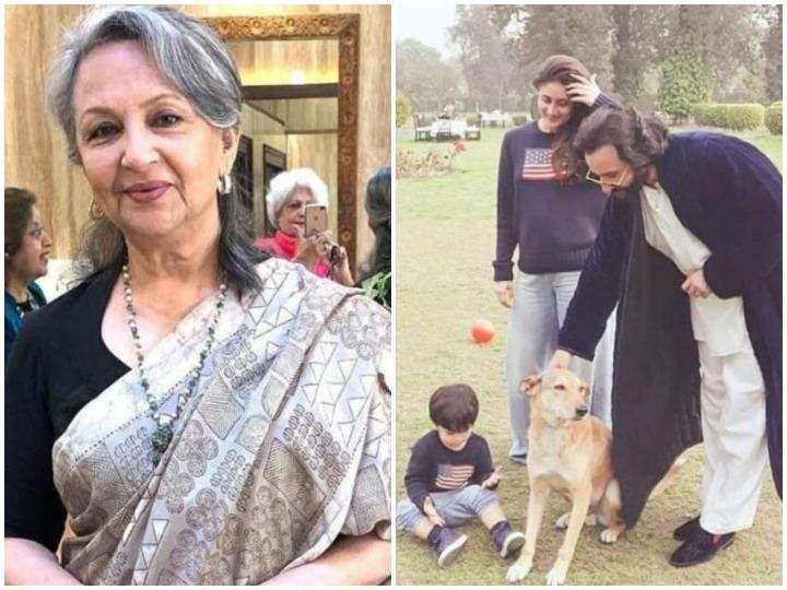 जानें कौन हैं सैफ अली खान की दूसरी मां? शर्मिला टैगोर ने खुद किया नाम का खुलासा