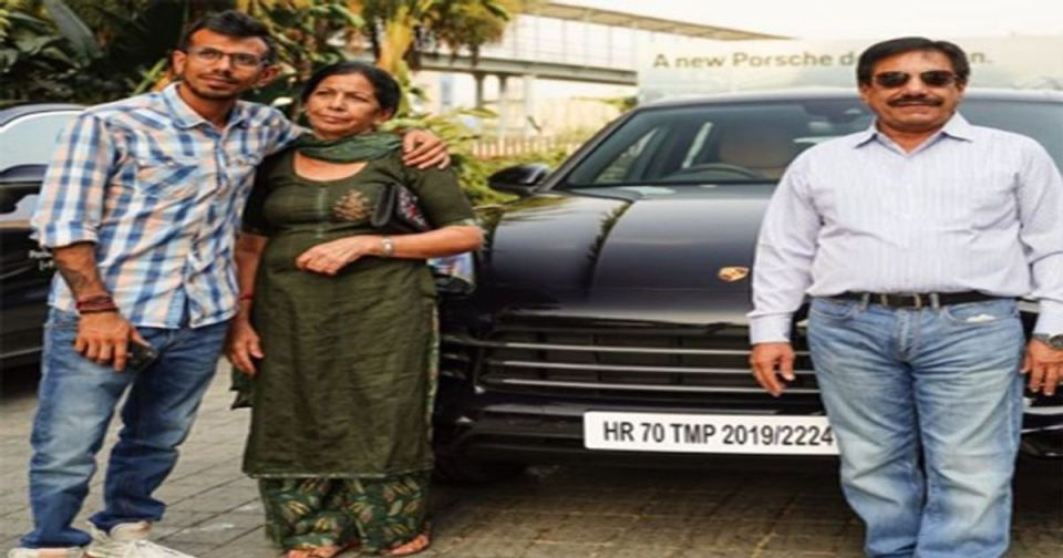 Chahal tied in marriage, Dhanashree will roam in which car after marriage, see photos