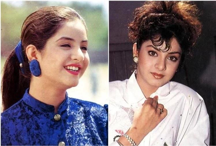 दिव्या भारती की बहन उनसे भी ज्यादा है खूबसूरत, करती हैं ये काम