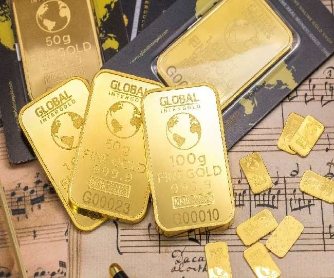 Gold Price: सोने की कीमत में आया उछाल, इतने में मिल रहा है 1 तोला
