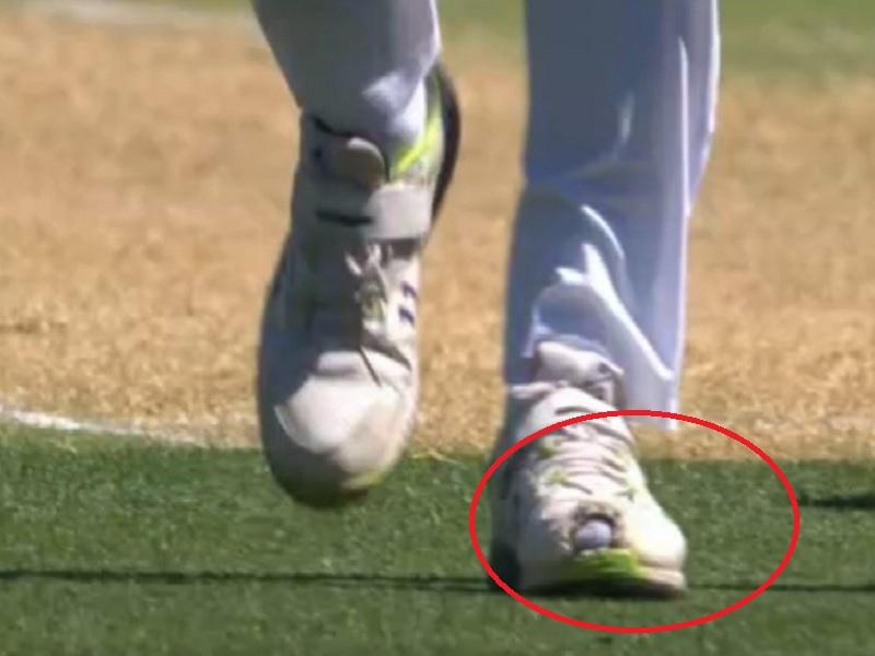 फटा हुआ जूता पहन मोहम्मद शमी ने की ऑस्ट्रेलिया के खिलाफ गेंदबाजी, क्या थी मजबूरी ?
