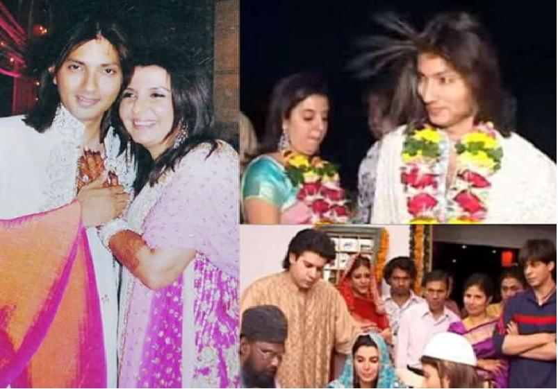 फराह खान ने 8 साल छोटी लड़के से की थी तीन बार शादी, शाहरुख खान ने किया था कन्यादान