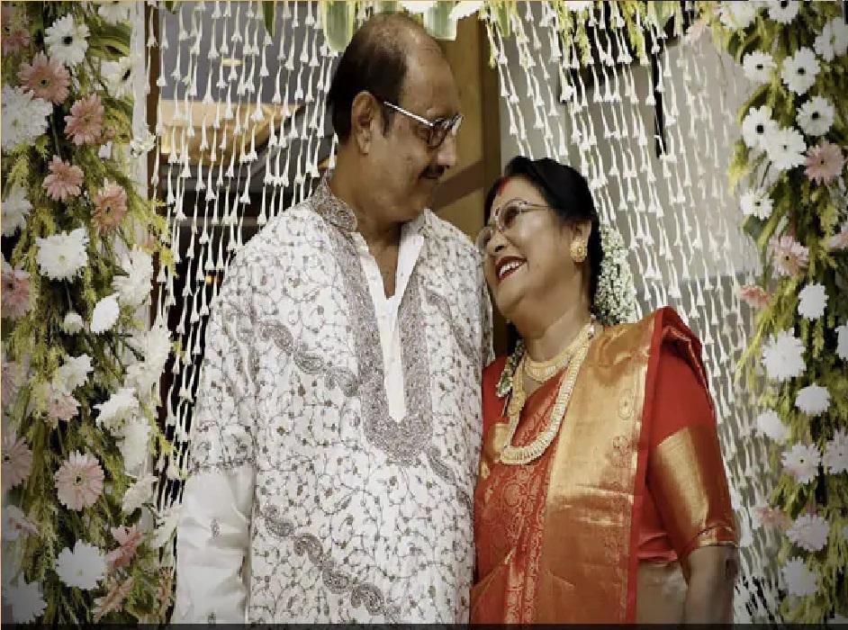 66 वर्ष के आदमी ने की दूसरी शादी, बेटे ने सौतेली माँ के साथ तस्वीर शेयर कर लिखा ये दिल जीतने वाली बात