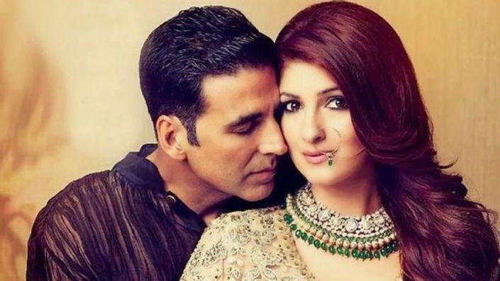 शादी की पहली रात ही अक्षय कुमार को पता चल गयी थी ट्विंकल खन्ना की ये बात