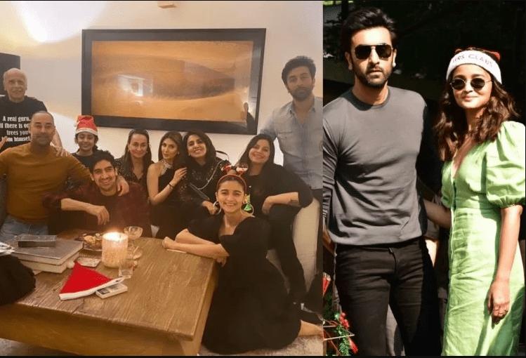 रणबीर और आलिया की शादी पर लगी मुहर, क्रिसमस पर महेश भट्ट के घर पहुंचा कपूर खानदान