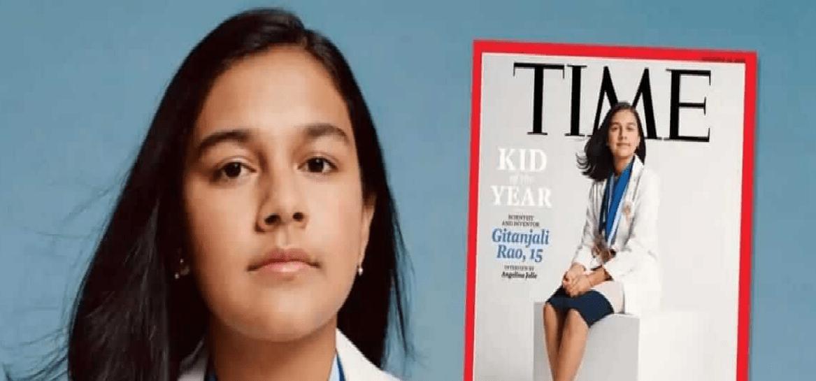 भारत की 15 साल की गीतांजलि राव ने रचा इतिहास, विश्व में छाई ये भारतीय लड़की