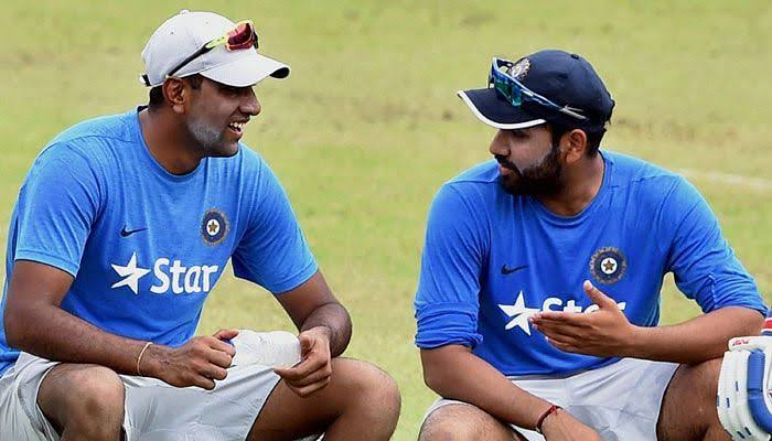 After the victory in Melbourne, Rohit Sharma made fun of this Indian team player