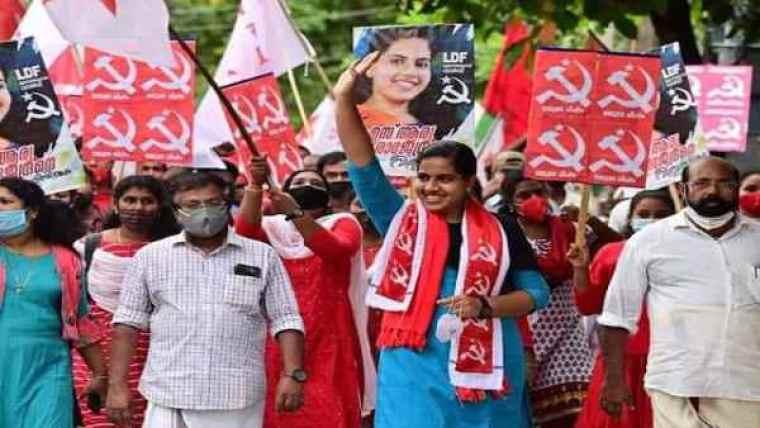 देश की सबसे युवा महापौर बनने जा रही है 21 साल की आर्या राजेंद्रन