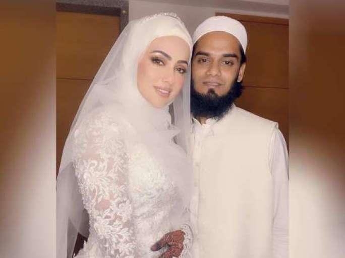 सना खान जल्द ही बनना चाहती हैं मां, पति मुफ़्ती अनस के लुक को लेकर कही ऐसी बात
