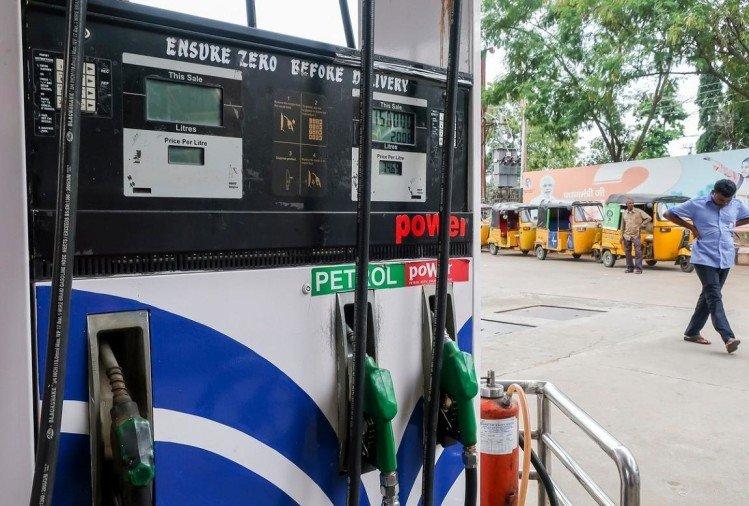 Petrol Diesel Price Today: आज फिर हुआ पेट्रोल-डीजल की कीमतों में इजाफा, दिल्ली में 83 रुपये के पार पहुंची कीमत