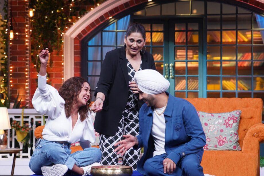 कपिल शर्मा शो पर नेहा कक्कड़ ने खोला अपने पति का ये राज