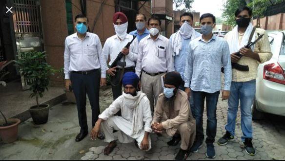 बब्बर खालसा से जुड़े पांच आतंकी हुए गिरफ्तार, शौर्य चक्र विजेता बलविंदर सिंह के मर्डर में थे शामिल