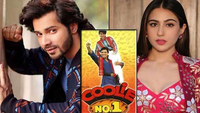फ़िल्म 'कुली नंबर 1' के शूट पर सारा अली खान को डेविड धवन ने लगाया था डांट
