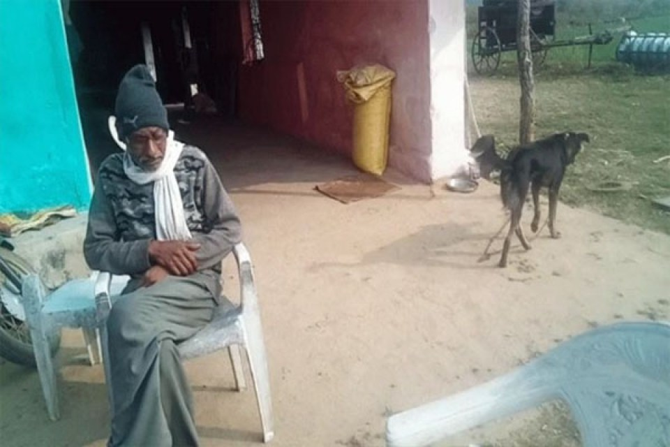 Unhappy with son's behavior, farmer left his property to sons and daughters in the name of a loyal dog