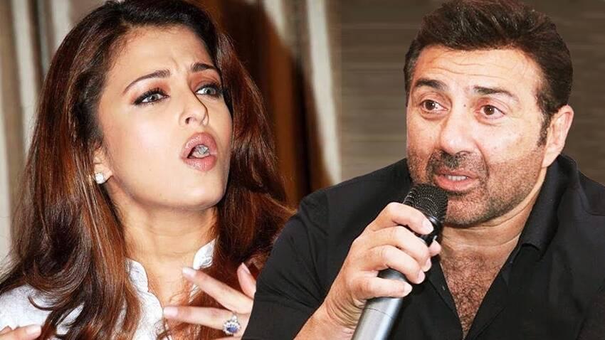 ऐश्वर्या ने कर दिया था सनी देओल के साथ काम करने से इंकार, गुस्से में अभिनेता ने उठाया था ये कदम