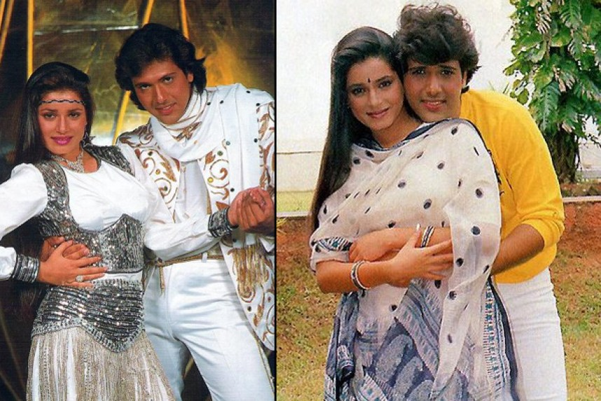 अगर माँ ने नहीं की होती दखलंदाजी तो पत्नी को छोड़ इस एक्ट्रेस से शादी कर लेते गोविंदा