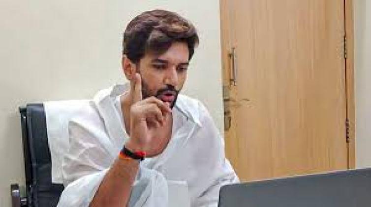 'तांडव' पर भड़के चिराग पासवान, कहा- समाज को बांटने वाले कंटेंट कतई स्वीकार नहीं