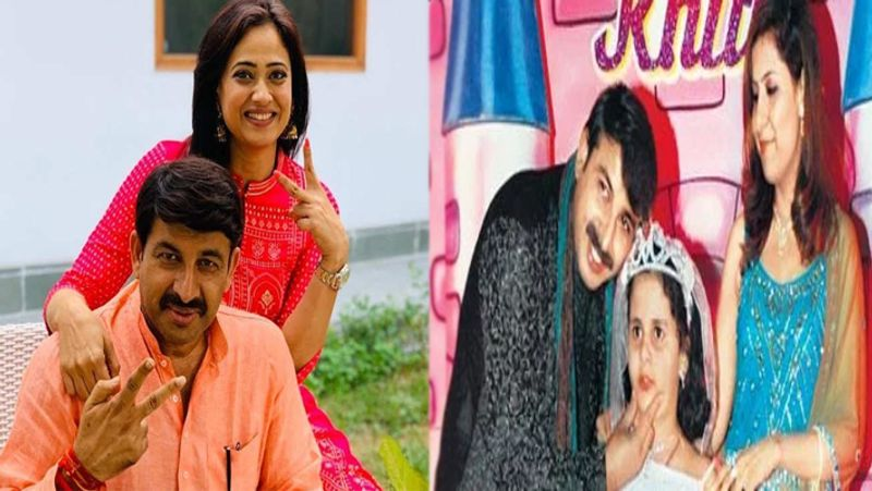 Manoj Tiwari became father for the second time at the age of 50, due to this, the first wife had to wait.
